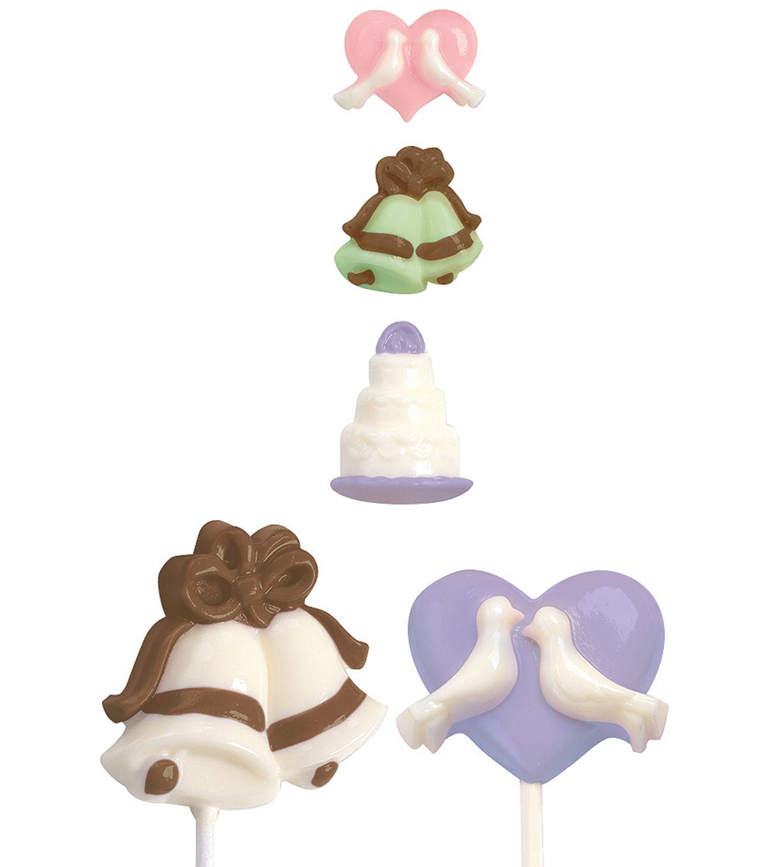 Wilton Lollipop Mold Wedding Shower
