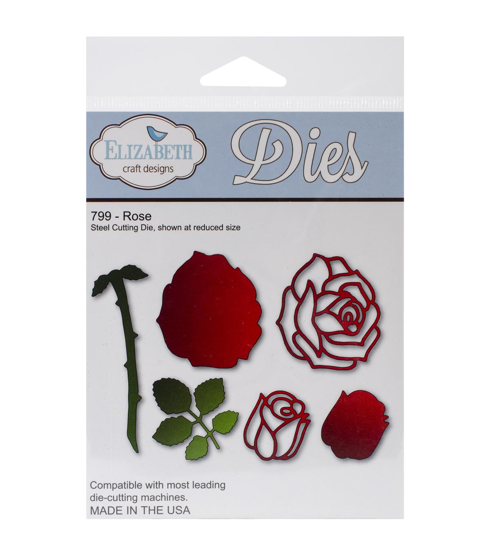 Elizabeth Craft Designs Pop It Up Metal Rose Die
