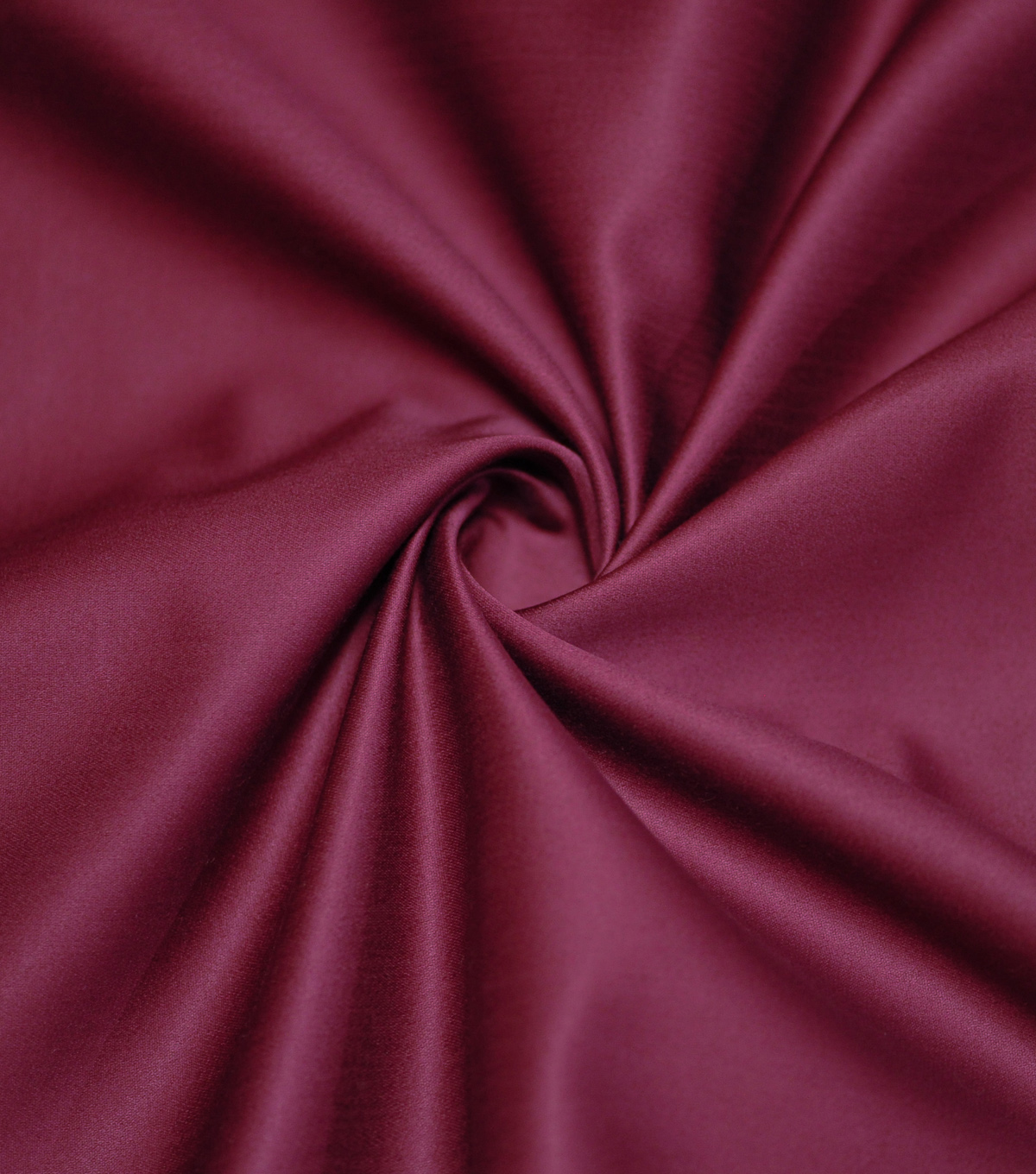 Supima Sateen Cotton Fabric-Solids, Russet Red