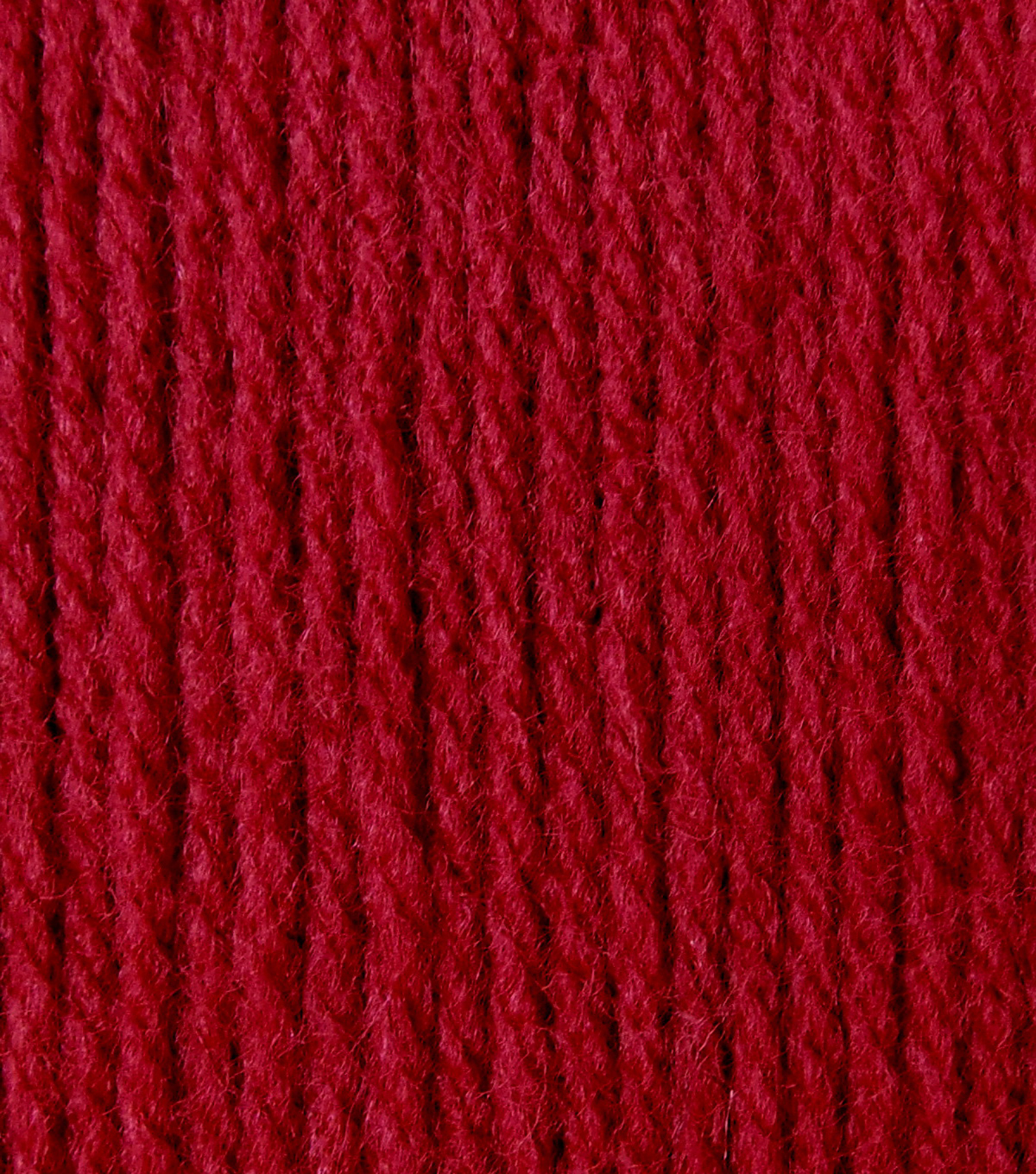 Big Twist Collection Value Worsted Yarn, Scarlet