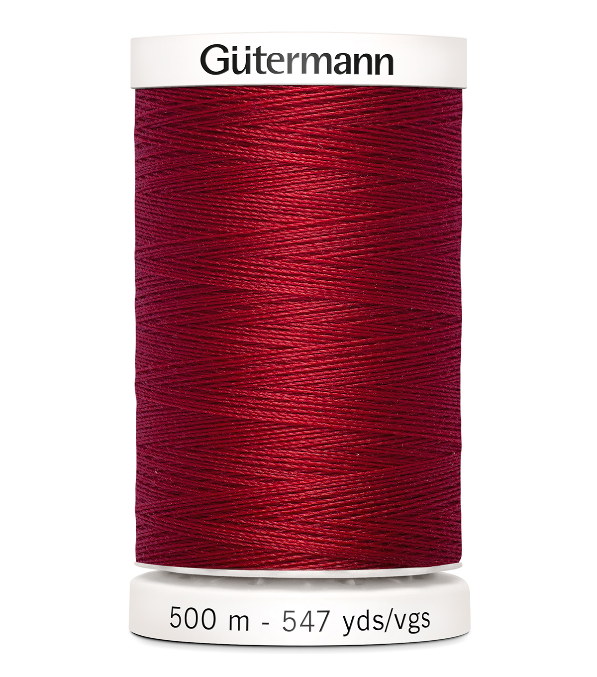 Gutermann Sew-All Thread 500 Meter, Chili Red