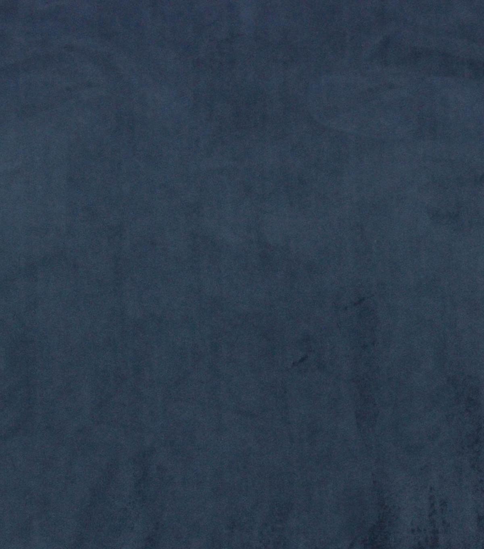 Hudson 43 Upholstery Velvet Fabric 56 Navy Joann