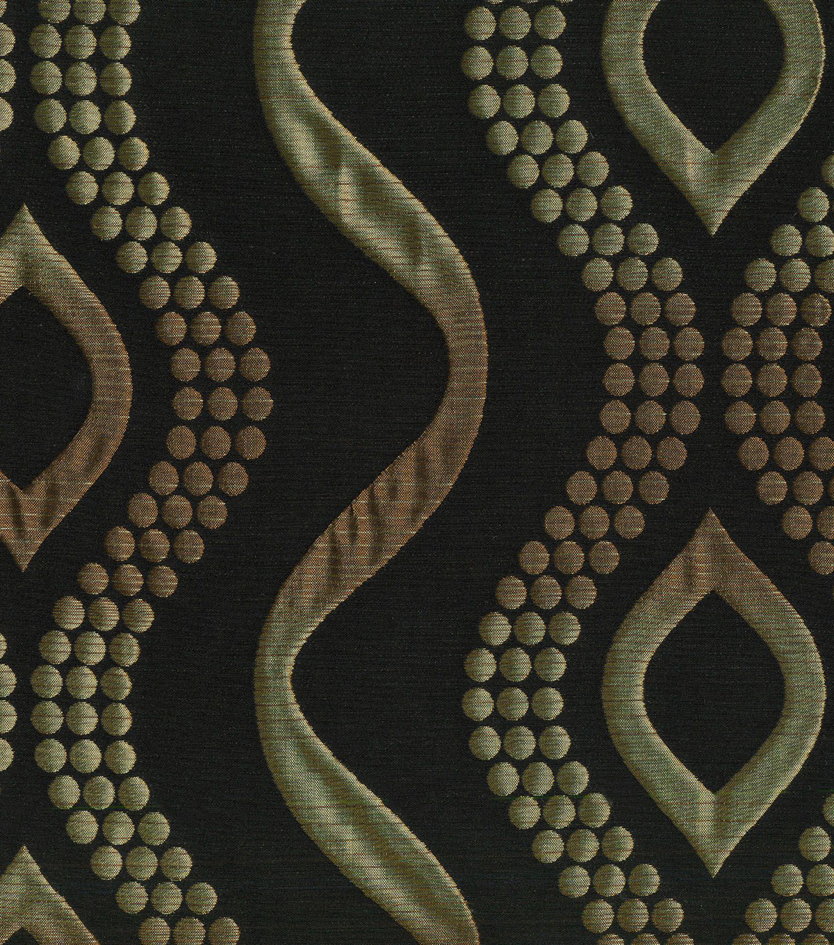 Home Decor 8\u0022x8\u0022 Fabric Swatch-Elite Caprizzio Ebony