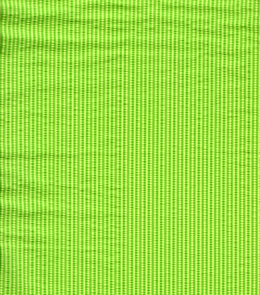 Tutti Fruitti Fabric Tonal Stripe Lime