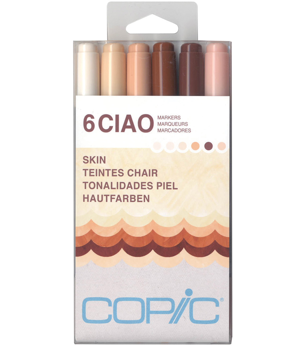 Copic Ciao Markers-Skin