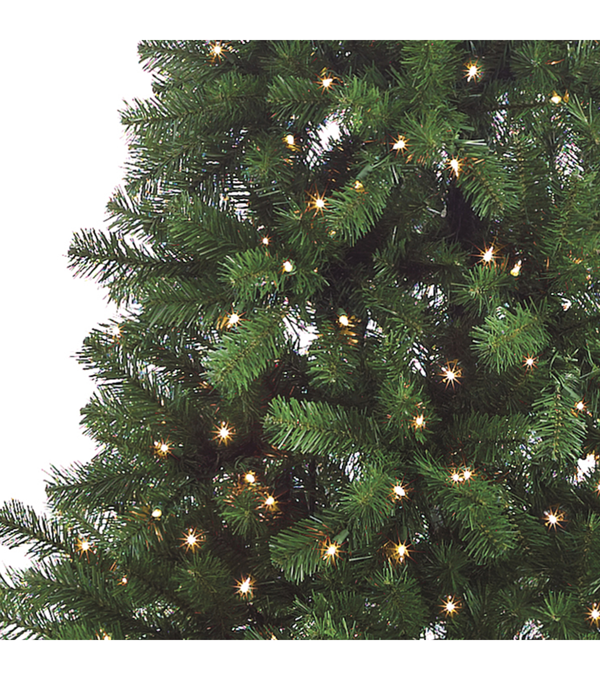 Bloom Room 6.5\u0027 Splendor Pine Pre-Lit Christmas Tree