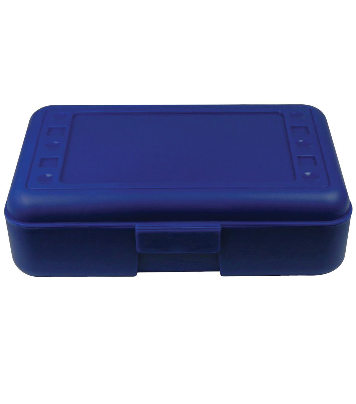 Romanoff Products Pencil Box, Pack of 12, Blue