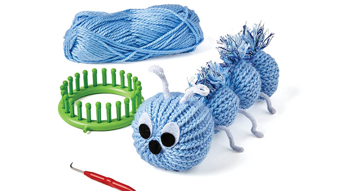 Kids Loom Knitting Basics