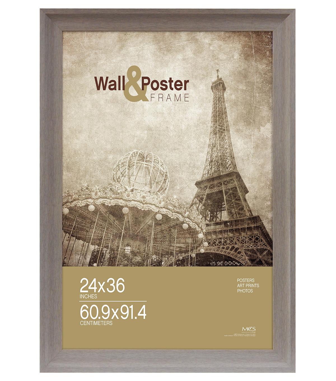Wall Poster Frame 24 X 36 Peyton Gray Joann