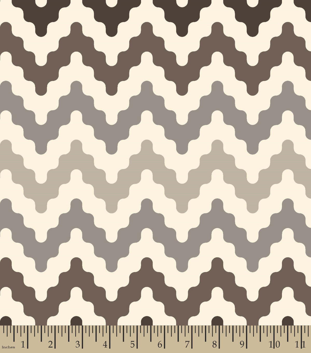 Anti-Pill Fleece Fabric 59\u0027\u0027-Autumn Brown