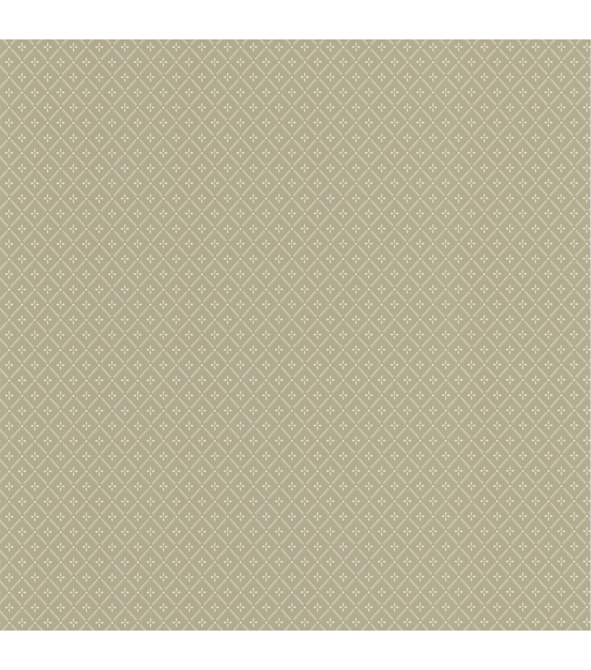 Abbey Light Green Diamond Pattern Wallpaper Sample