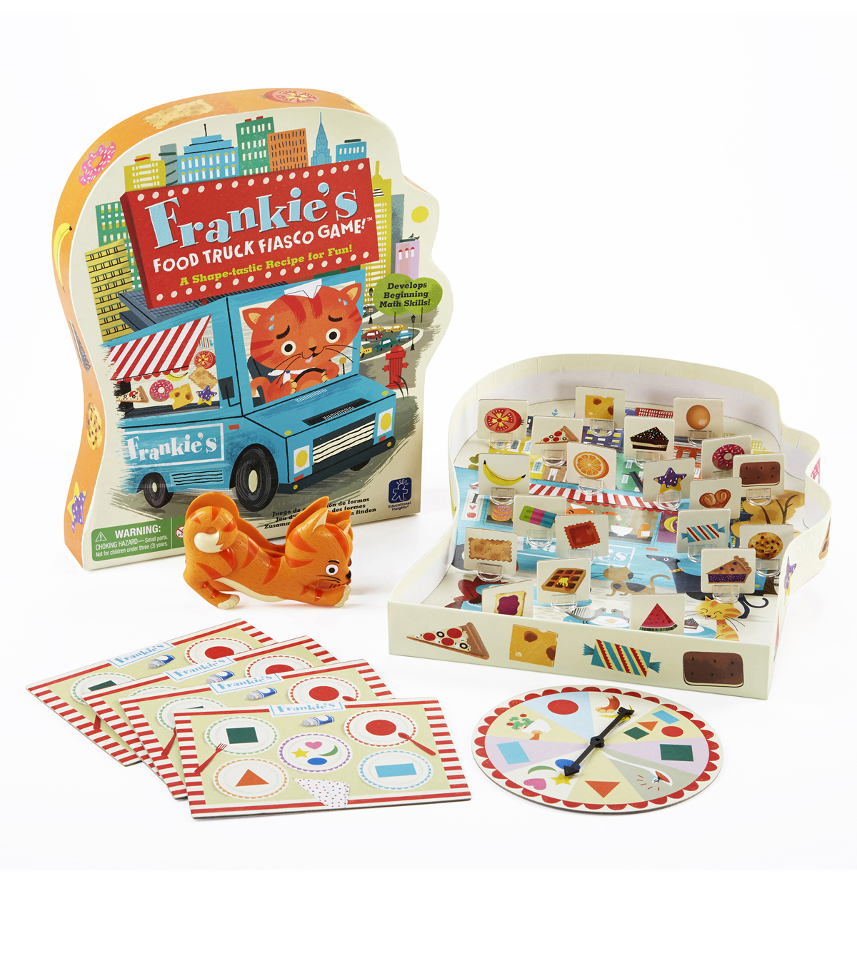 Frankie\u0027s Food Truck Fiasco Game