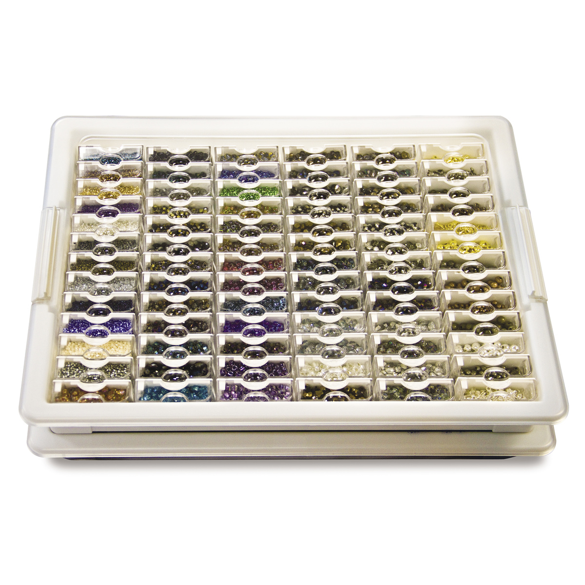 Tiny Container Bead Storage Tray