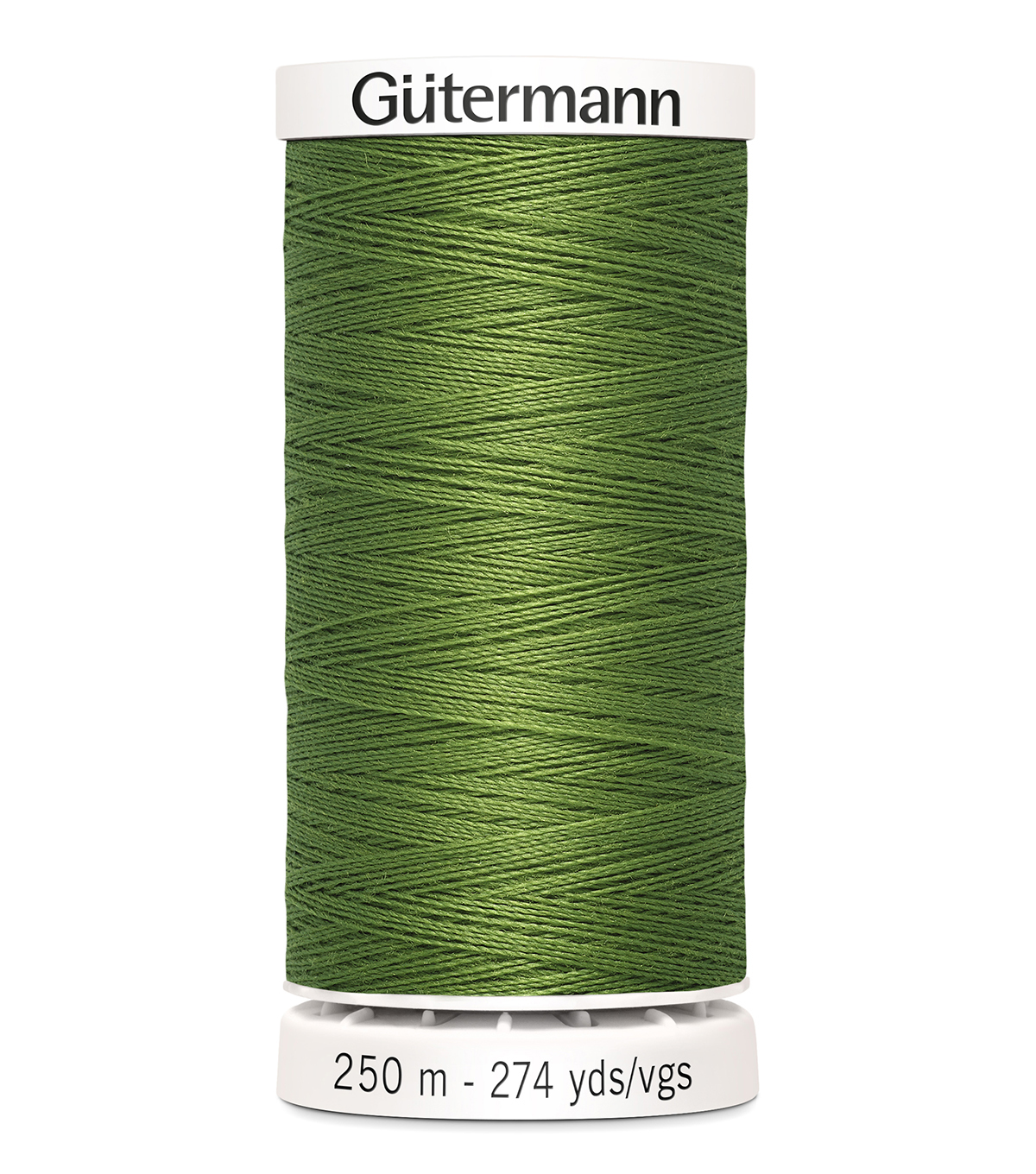 Gutermann Sew-All Thread 273Yds-(600 & 700 series) Cool Tones , Moss Green #776