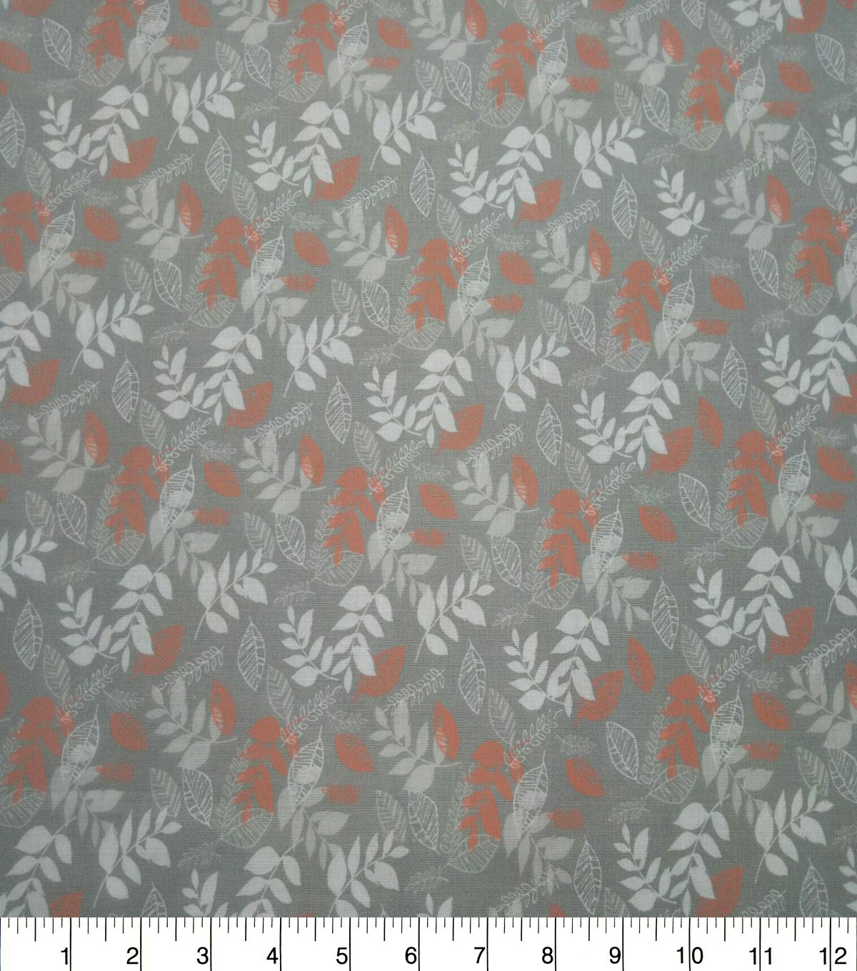 Quilter\u0027s Showcase Cotton Fabric-Tropical Tossed Leaves