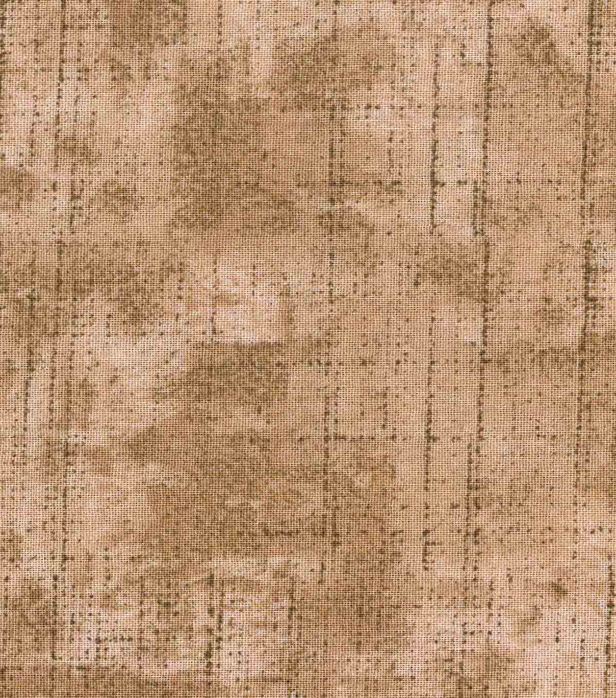 Keepsake Calico Cotton Fabric 43\u0027\u0027-Tan Tonal Blender