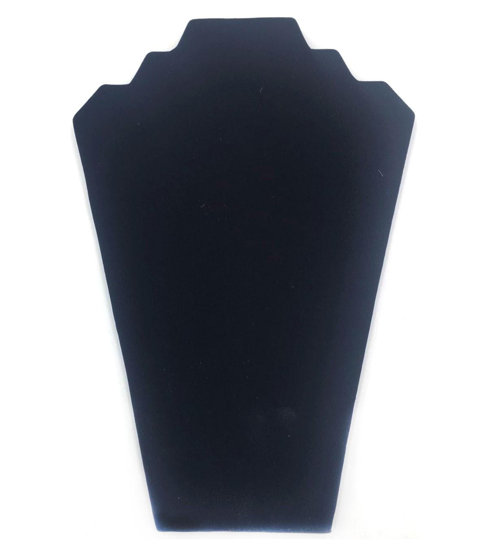 Darice Velvet Necklace Stand Black 12 63 U0022 X