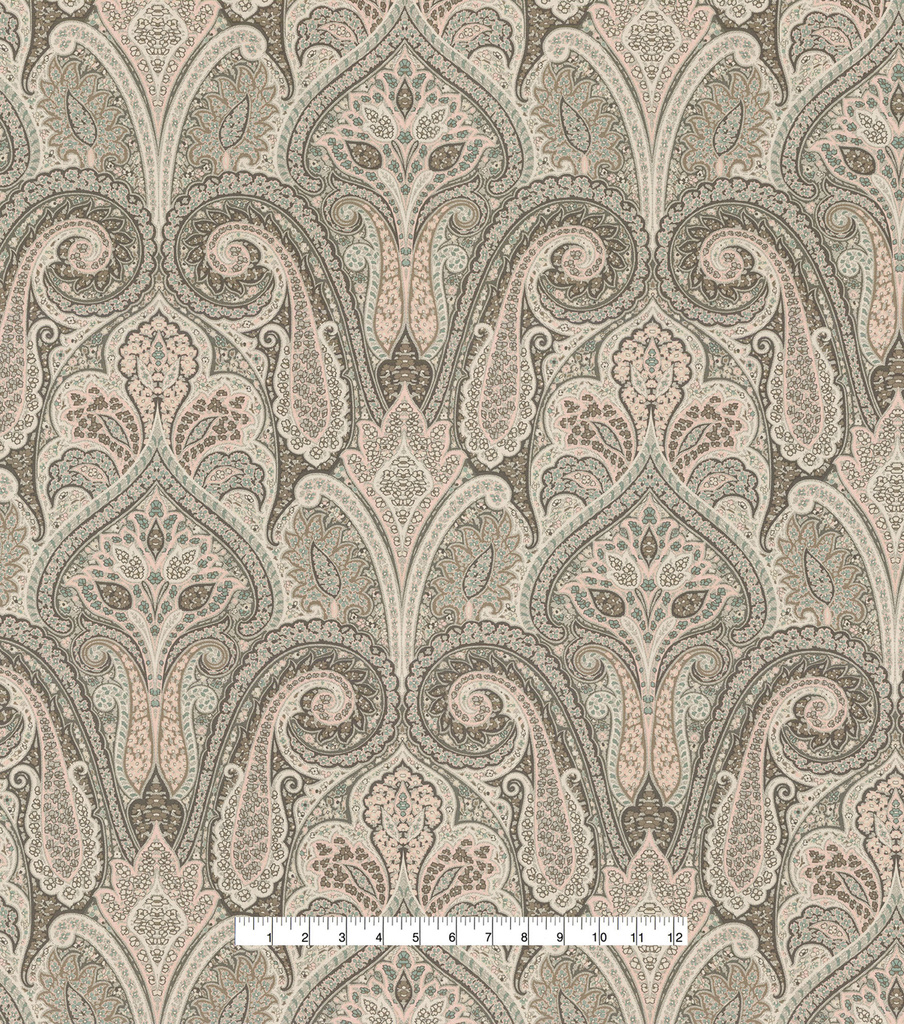 Waverly Designer Multi-Purpose Decor Fabric 54\u0022-Cashmire Blush
