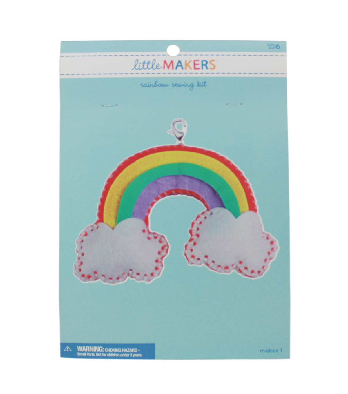 Little Makers Sewing Kit-Rainbow