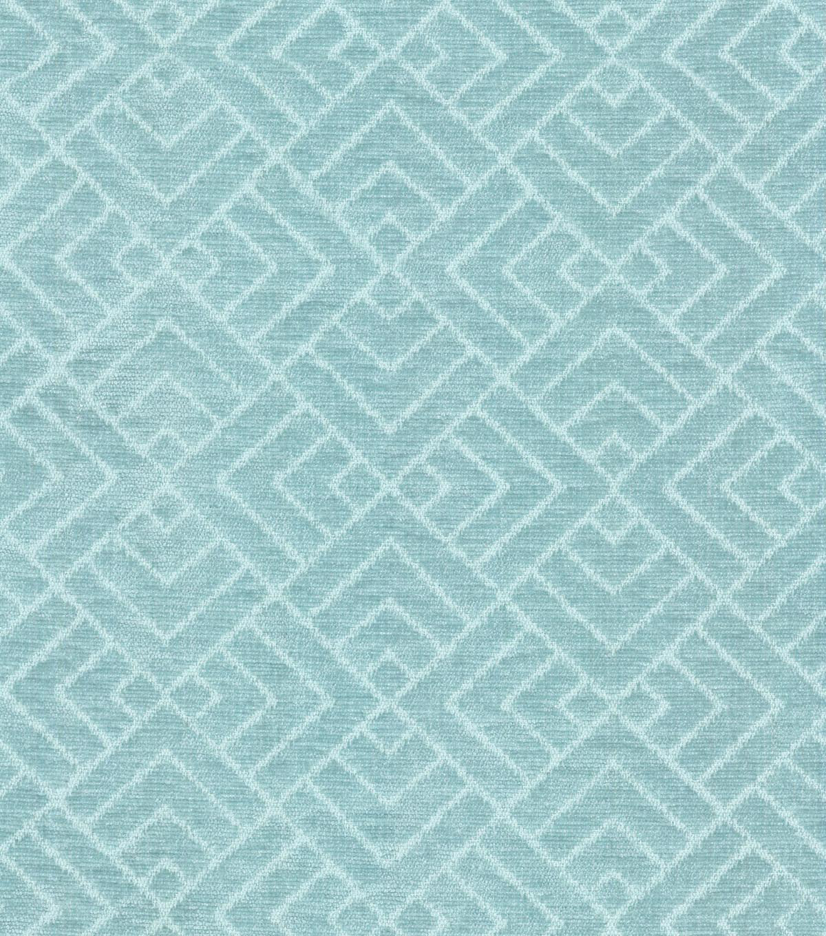 IMAN Home Upholstery Fabric 54\u0022-Tambal Lattice/Oasis