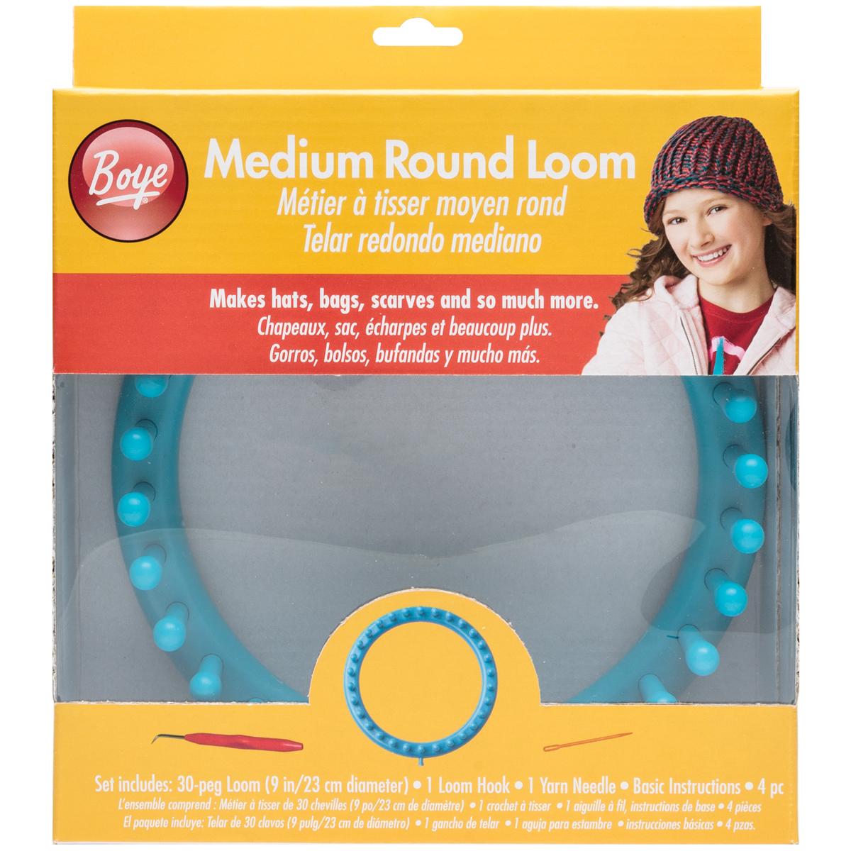 Boye Medium Round Loom Joann