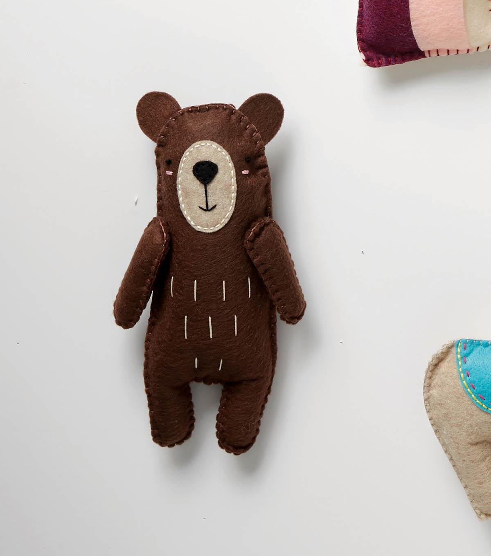 Craft Felt Fabric 72''-Solids