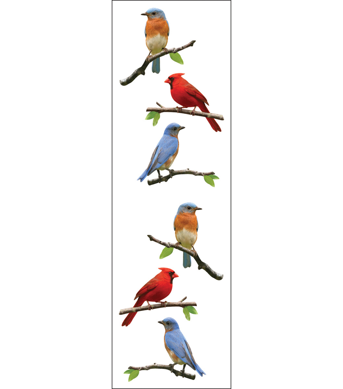 Mrs. Grossman\u0027s Stickers-Birds