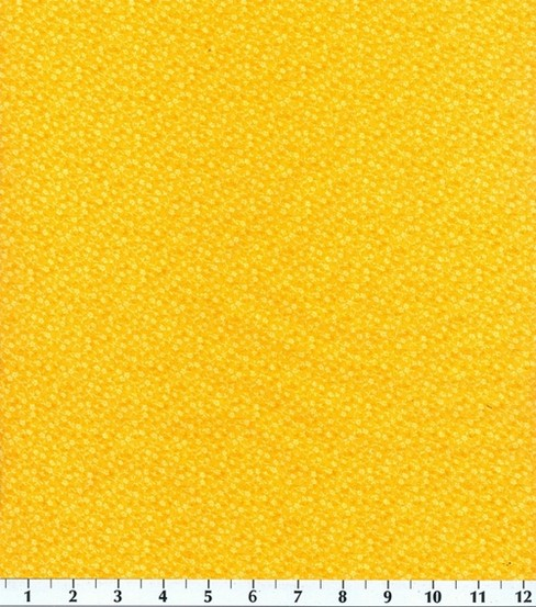 Keepsake Calico Cotton Fabric 44\u0022-Yellow Illusions Floral