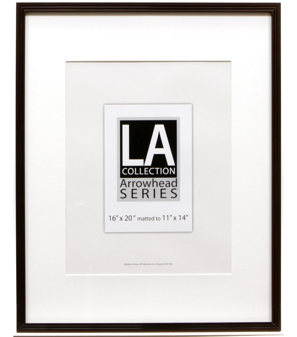 LA Collection Metal Wall Frame 16X20-Bronze