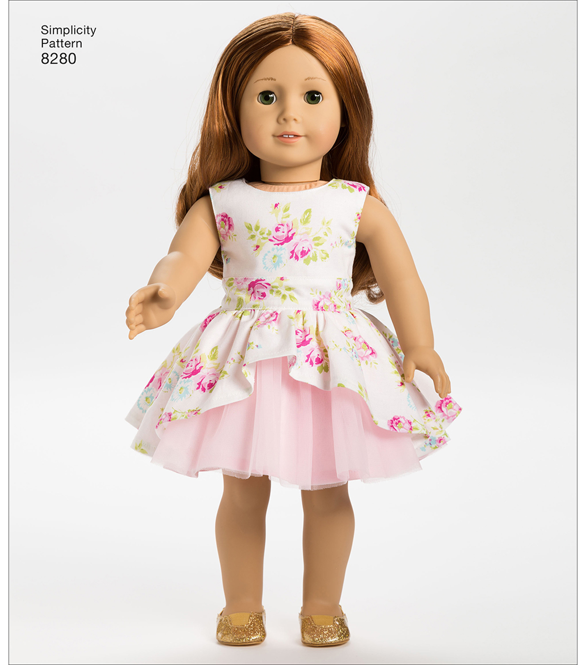 Simplicity Pattern 8280 18 Doll American Girl Clothes Joann