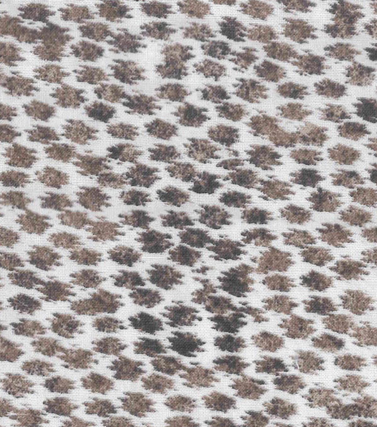 Keepsake Calico Cotton Fabric 43\u0027\u0027-Tan Smeared Dots