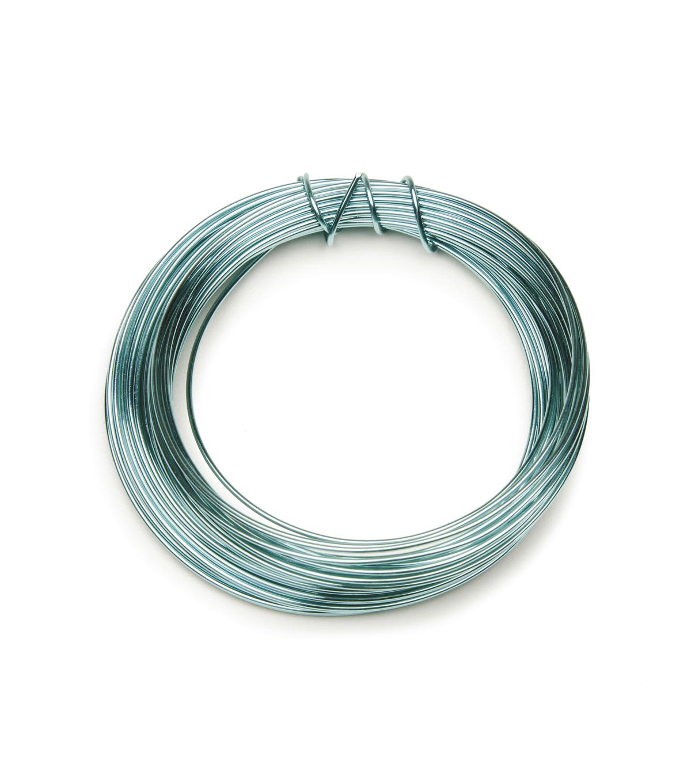 20 Gauge Copper Wire, Sterling Plated, Pink, 8 yards | JOANN