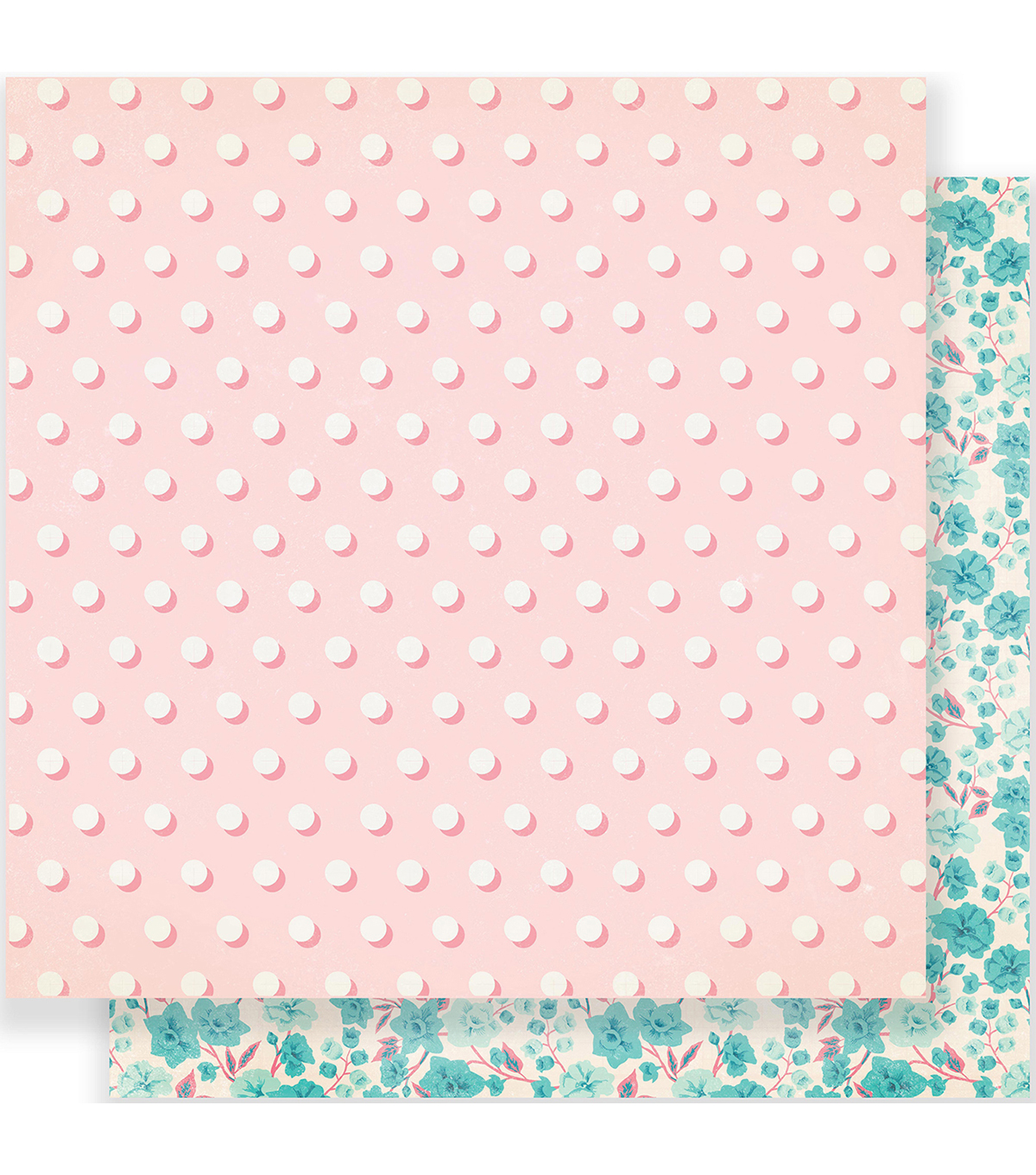 Maggie Holmes Carousel Double-Sided Cardstock 12\u0022X12\u0022-Marquee