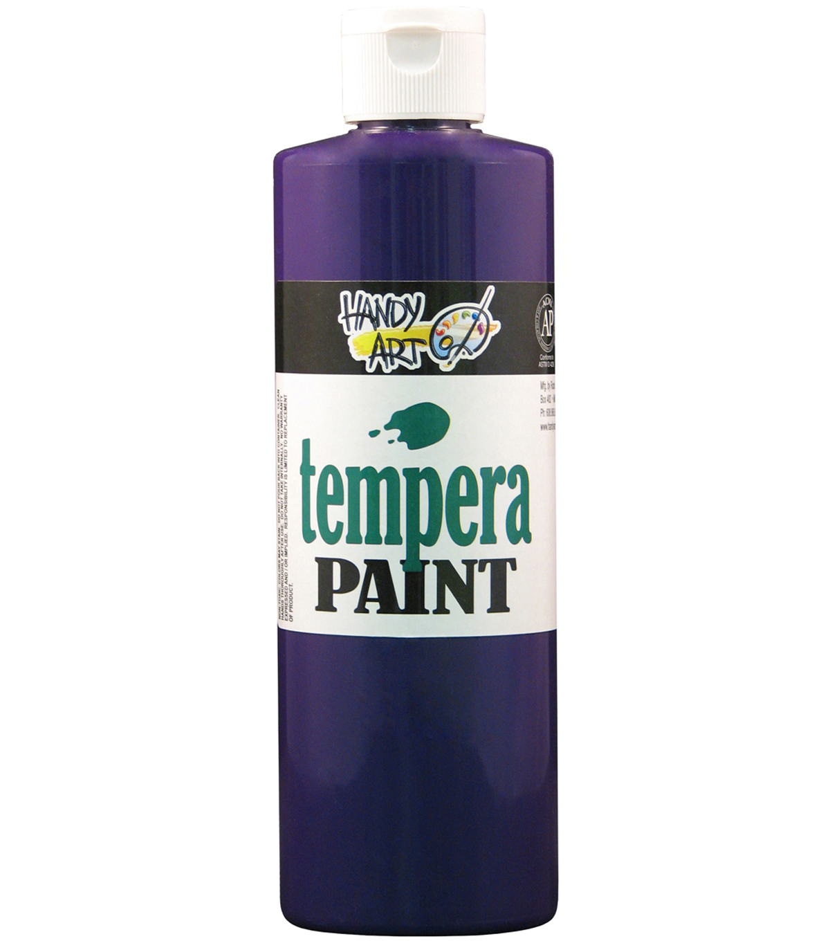Handy Art 16 fl. oz. Tempera Paint