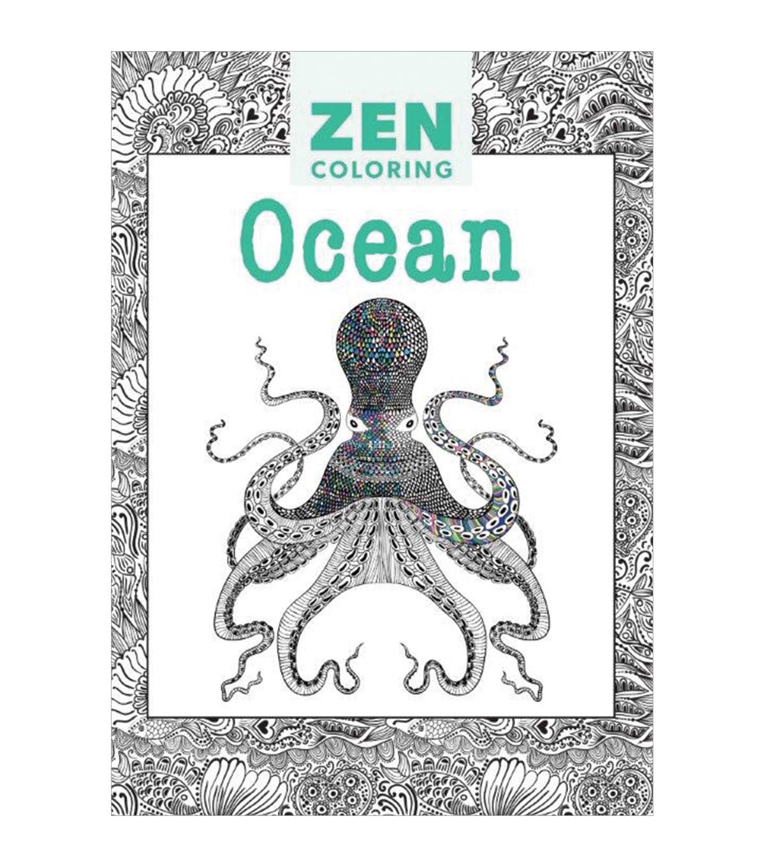 Zen Coloring Ocean | JOANN
