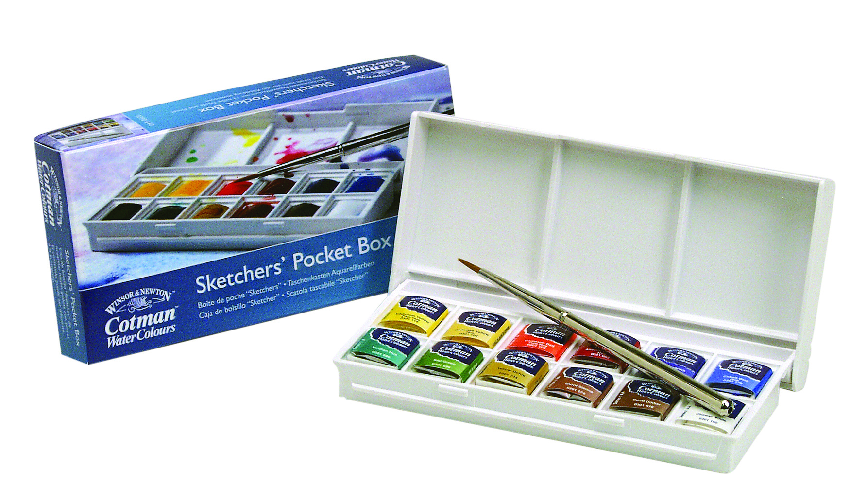 Cotman Pocket Box