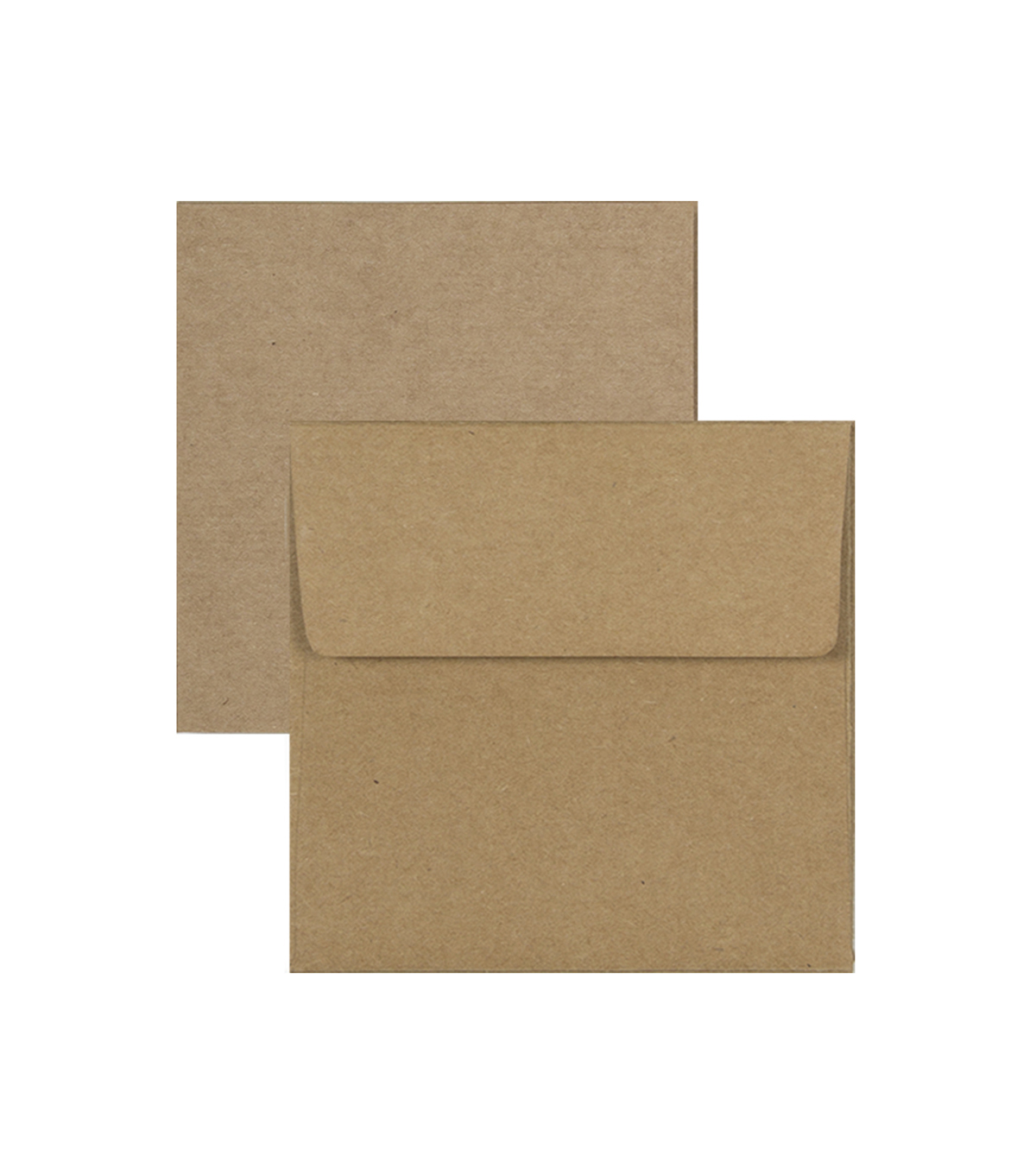 Park Lane 3\u0027\u0027x3\u0027\u0027 Mini Cards & Envelopes-Kraft