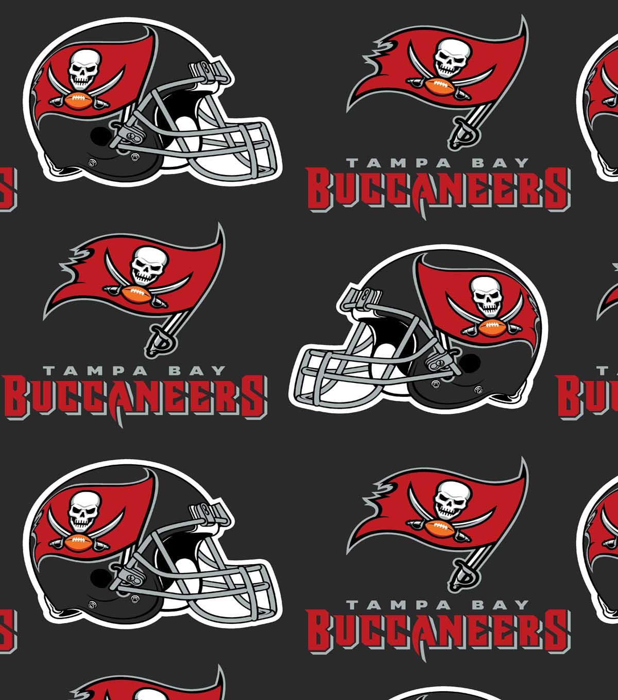 3ab9b95f Tampa Bay Buccaneers Fleece Fabric -Helmet