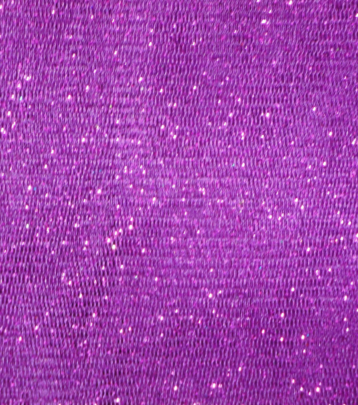 Glitter Tulle Fabric, Radiant Orchid