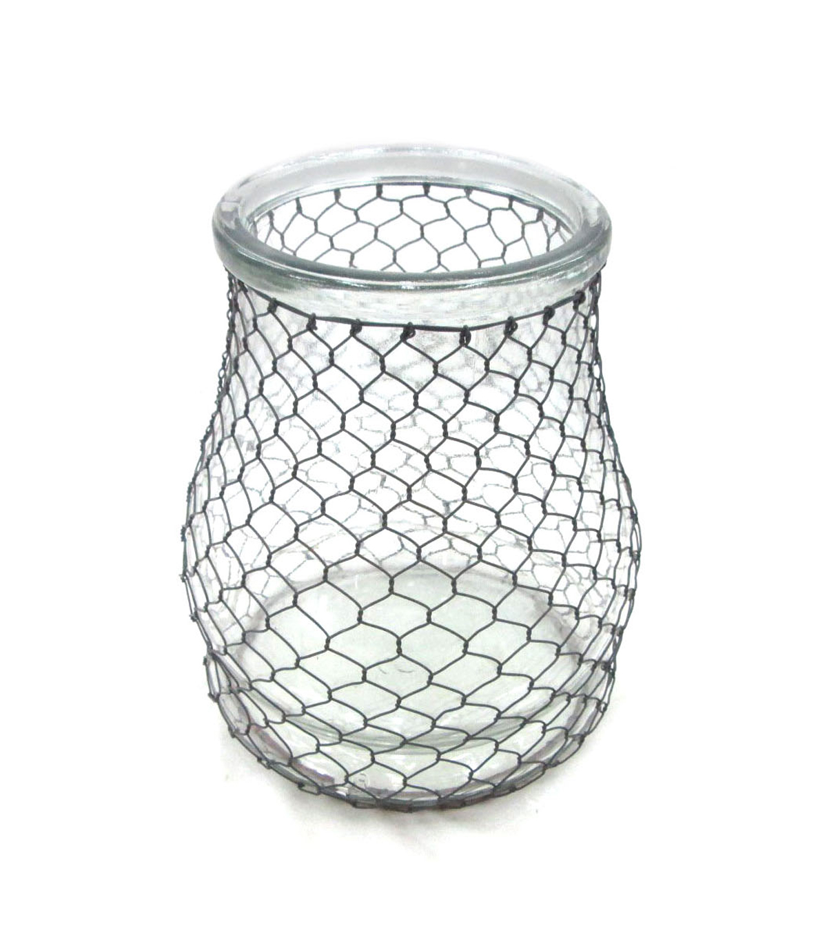 Bloom Room Glass Container