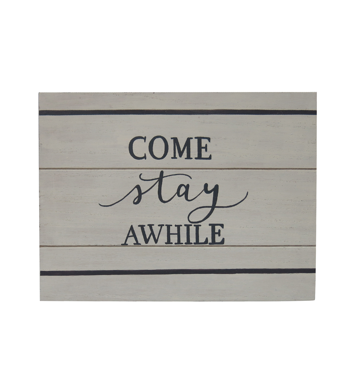 Simply Autumn Wall Decor-Come Stay Awhile