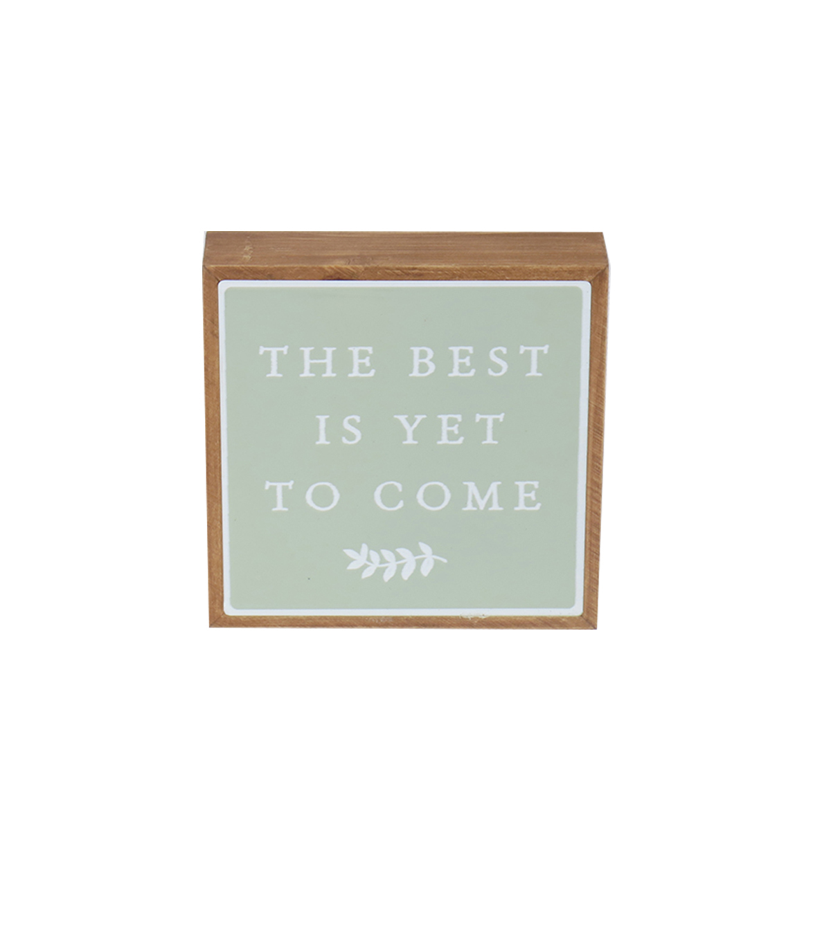 Simply Spring Wall Decor-The Best is Yet to Come