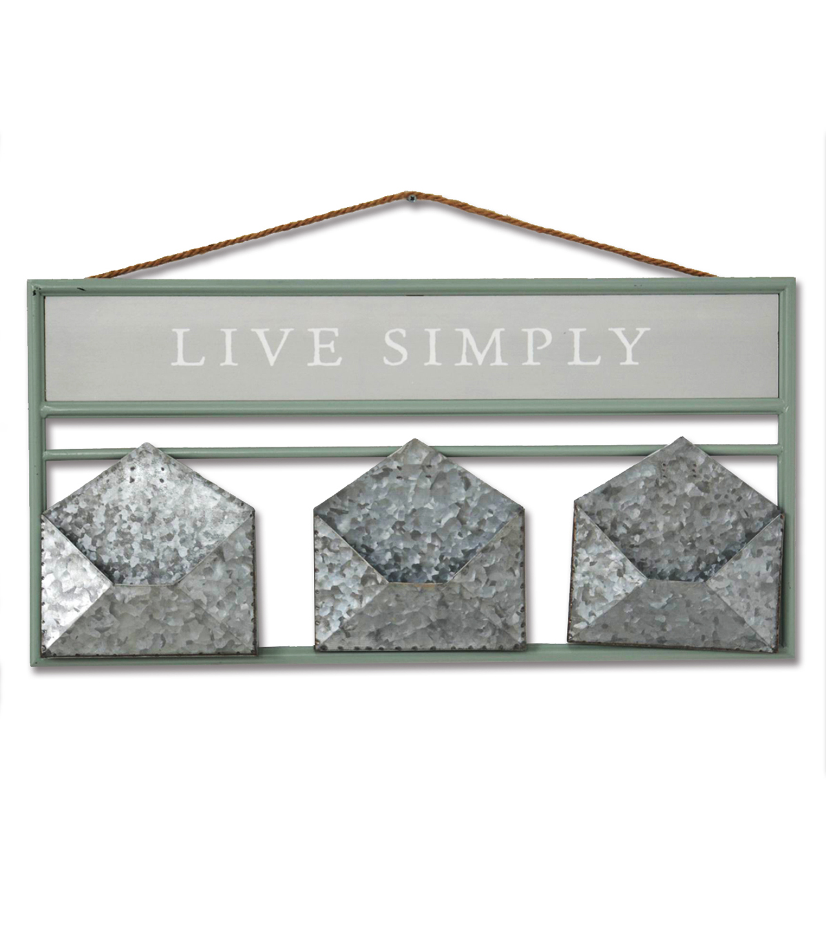 Simply Spring Wall Decor with Envelope Shelf-Live Simply
