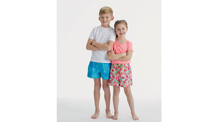 Kids' Summer Shorts