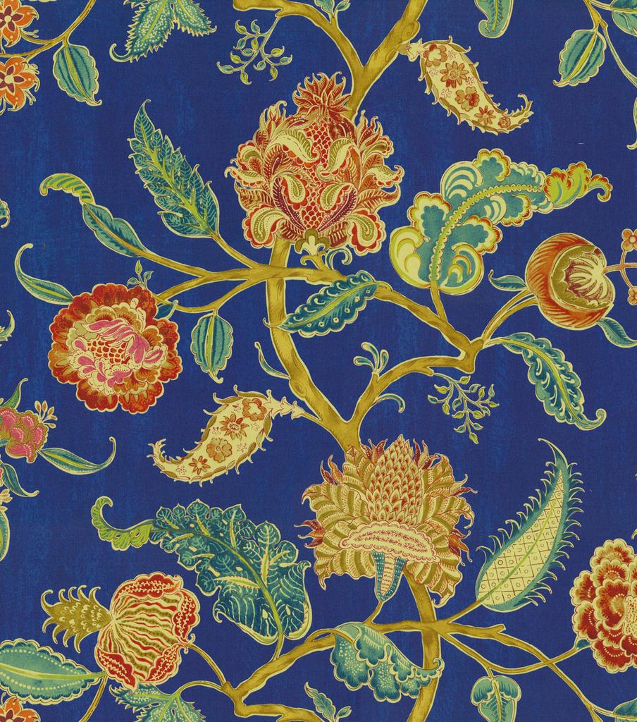 Home Dec Print Fabric Waverly Asian Myth Evening Sky Joann