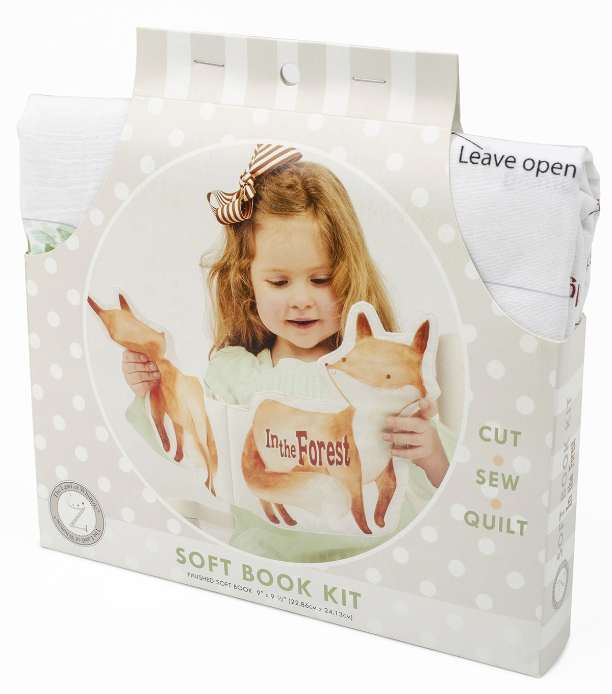 Soft Book Kit-In The Forrest