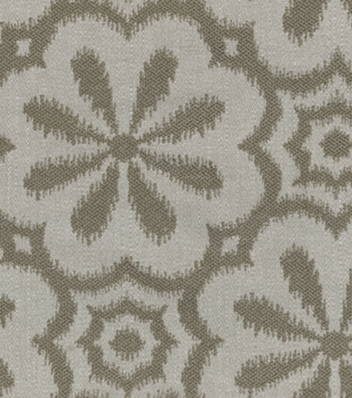 Home Decor 8\u0022x8\u0022 Fabric Swatch-HGTV HOME Mod Metal Pewter