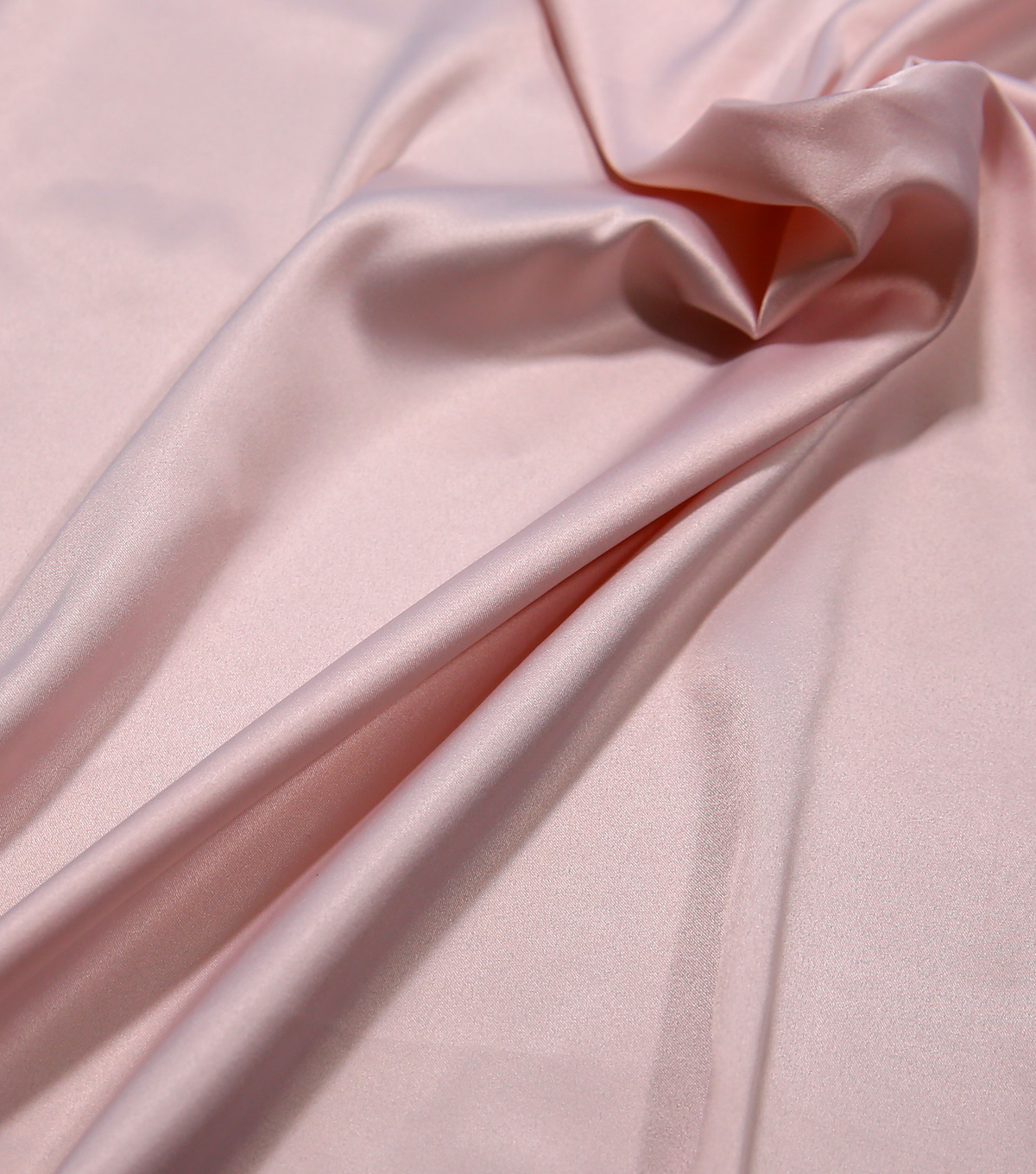 Simply Silky Solid Stretch Fabric 58\u0022-Light Pink