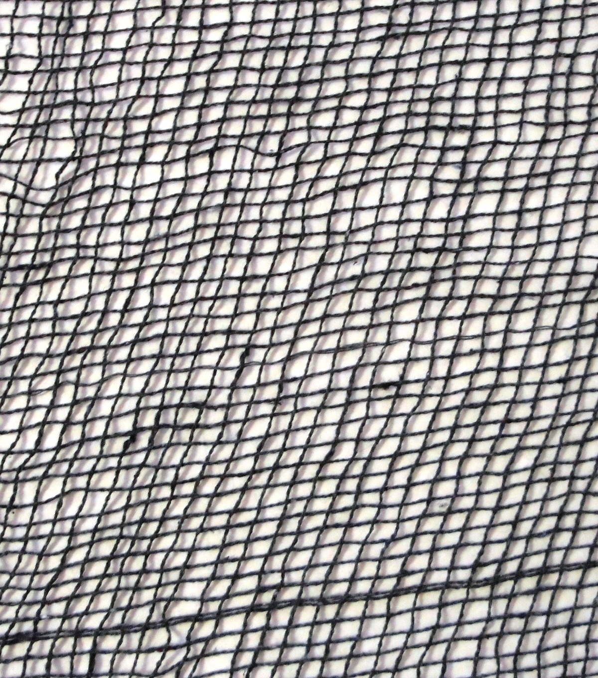 The Witching Hour Halloween Fabric -Graveyard Mesh