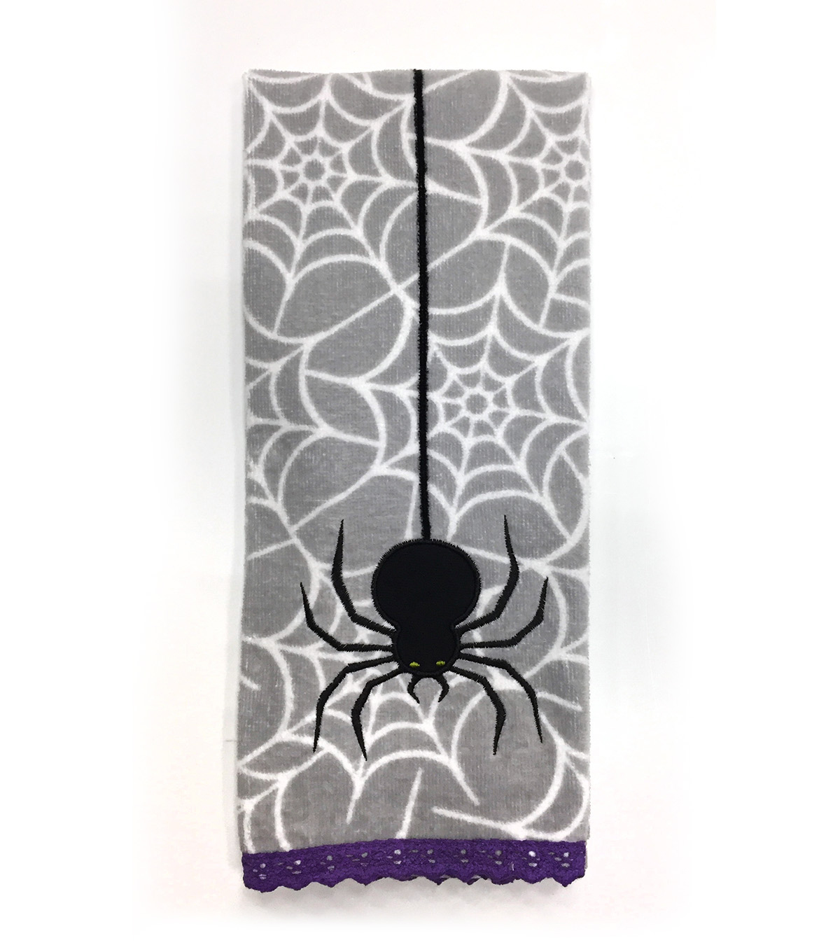 Maker\u0027s Halloween 16\u0027\u0027x28\u0027\u0027 Towel-Spider